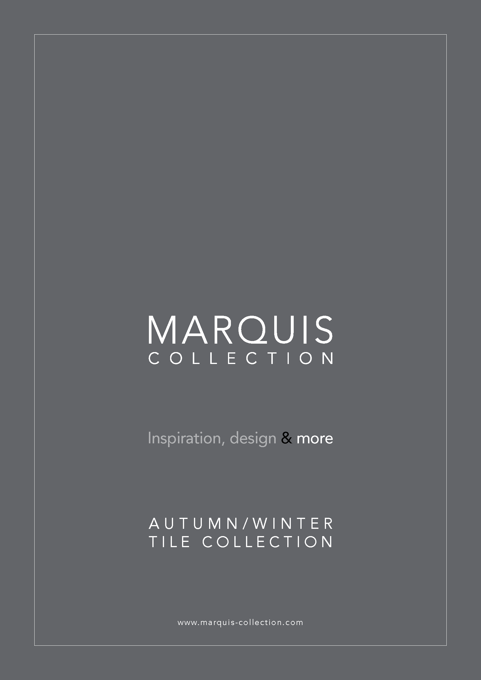 Marquis Collection catalogue